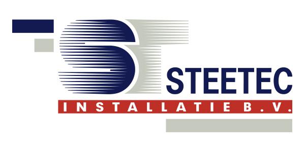 Logo Steetec Installatie B.V.