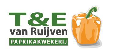 Logo Paprikakwekerij Fa. T & E van Ruijven