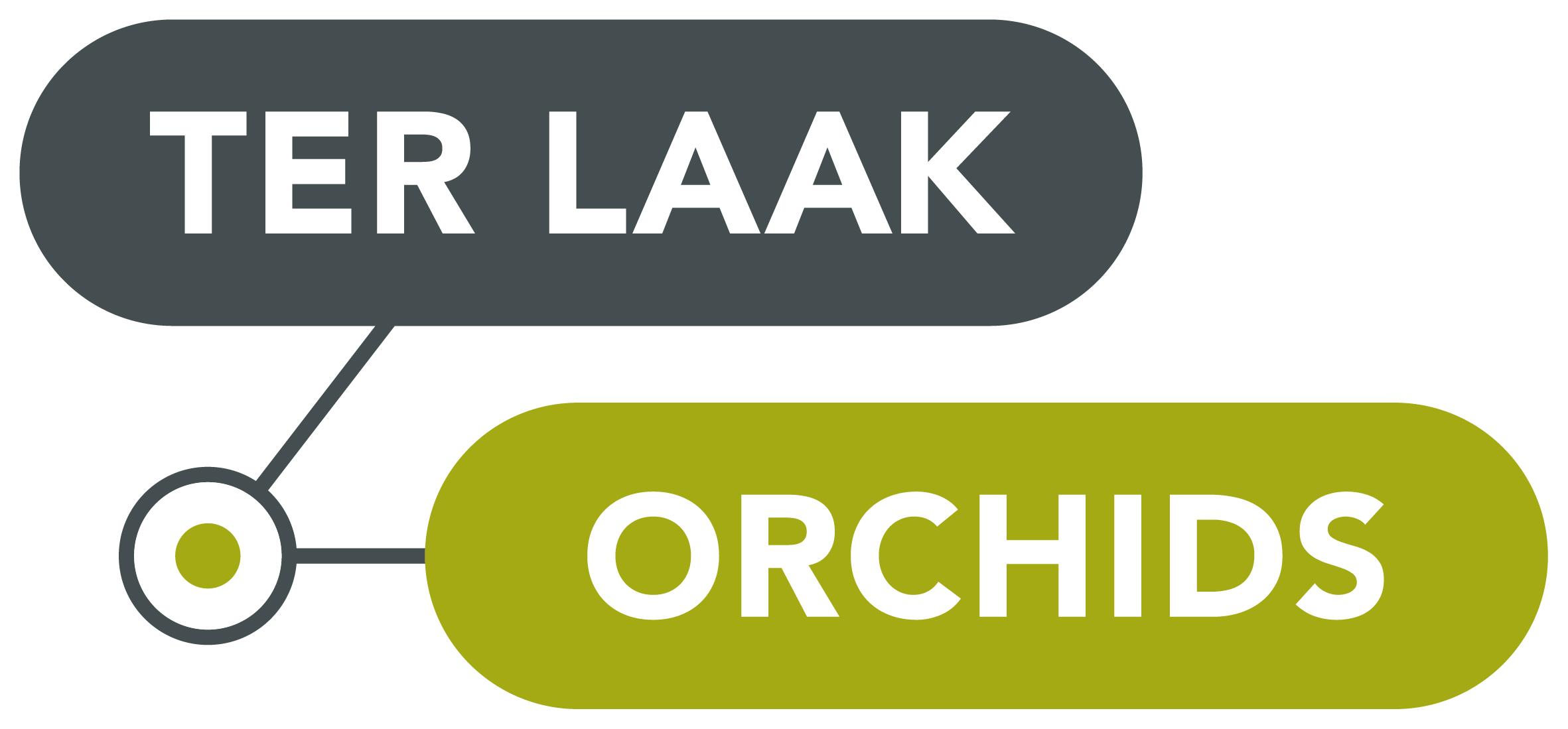 Logo Ter Laak Orchids
