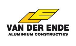 Logo Van der Ende Aluminium Constructies