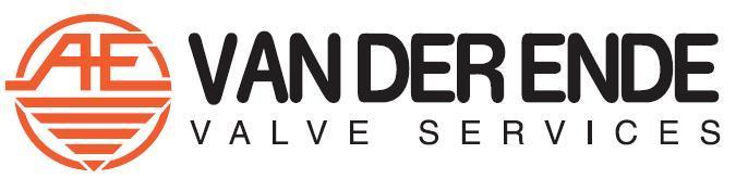 Logo Van der Ende Valve Services
