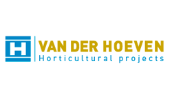 Logo Van der Hoeven Horticultural projects
