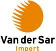 Logo Van der Sar Import