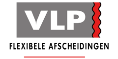 Logo VLP flexibele afscheidingen