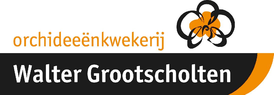 Logo Orchideeënkwekerij Walter Grootscholten