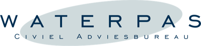 Logo Waterpas Civiel Adviesbureau
